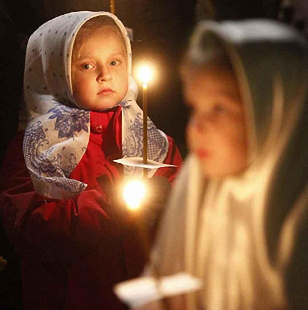 детская вера 1